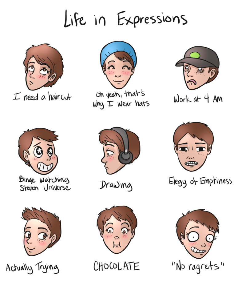 My Expressions